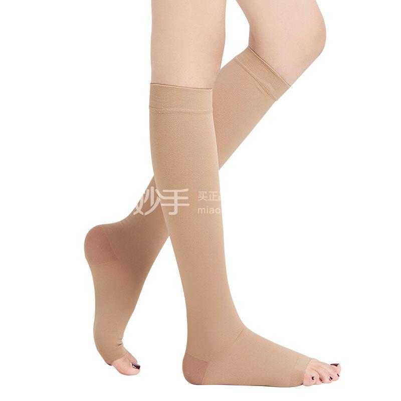 护医生 治疗型静脉曲张袜 中筒式L码