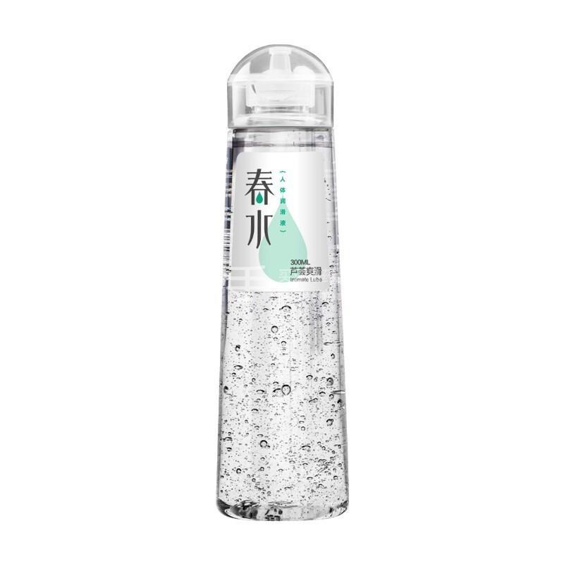 耐氏 春水润滑液-芦荟爽滑 300ml