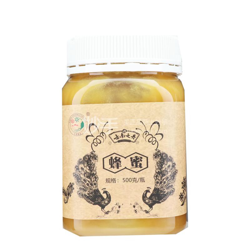 云南七丹 蜂蜜 500g