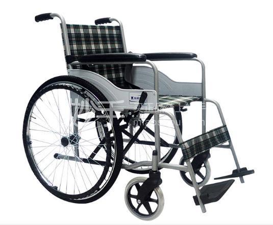 互邦 钢管手动轮椅车 HBG25